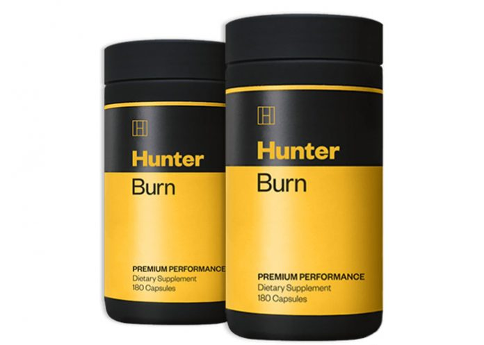 Hunter Burn fat burner review